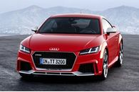 TT RS Coupe 2016