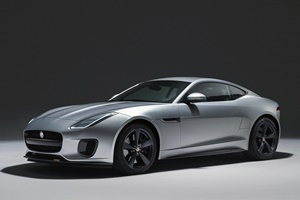 F-Type Coupe 2017
