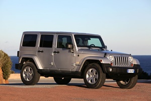 Wrangler Unlimited 4p 2012