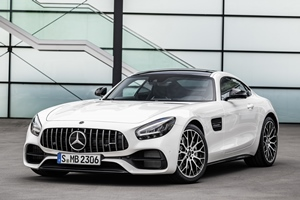 AMG GT Coupe 2018