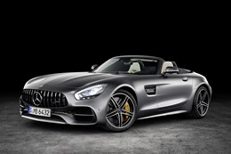 AMG GT Roadster 2017