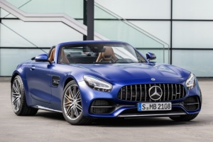 AMG GT Roadster 2019