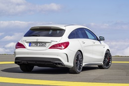 CLA Shooting Brake 2015