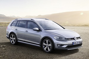 Golf Alltrack 2017