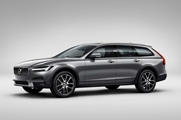 V90 Cross Country 2017