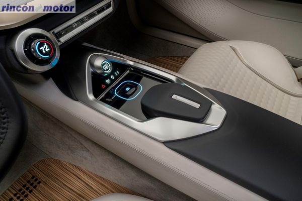 Nissan concept Vmotion 2.0
