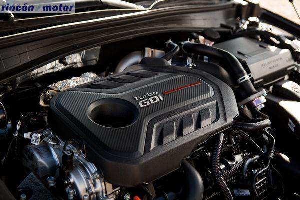 Motor Kia Óptima GT
