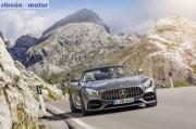 Mercedes-AMG GT C Roadster 2017