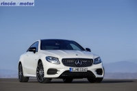 Mercedes-Benz Clase E Coupe 2017
