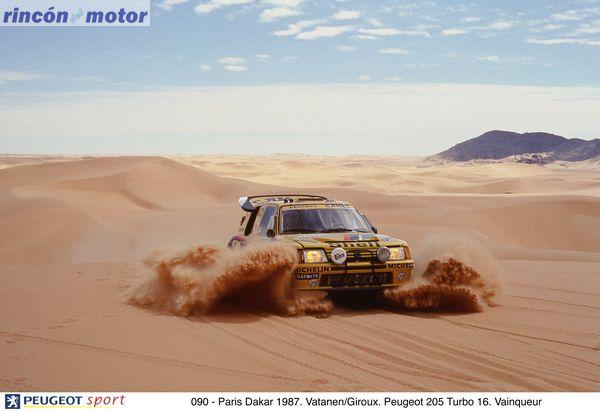 Rallye-Dakar-peugeot-1987-e