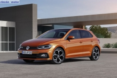 VW Polo 2017 2006-09