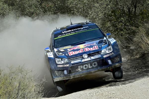 Mikkelsen Rallye RACC 2015 Polo WRC