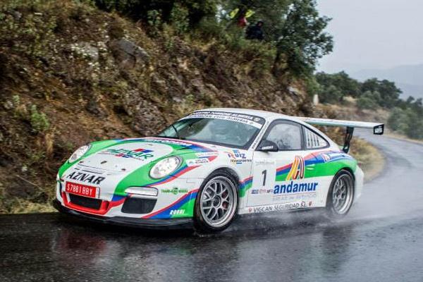 Aznar Pozoblanco, Porsche 911