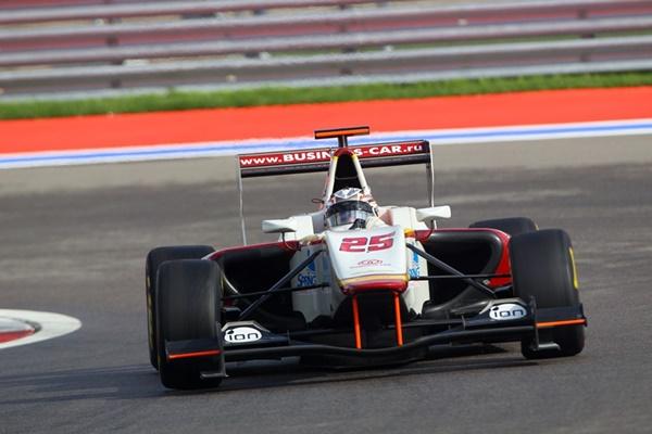 Campos Racing Tereshchenko