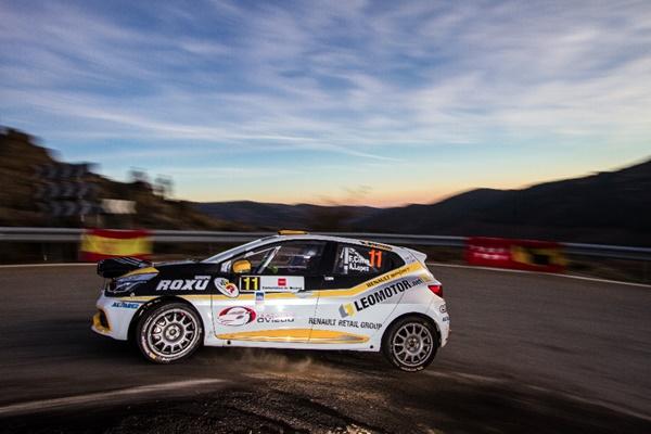 Rallye Madrid