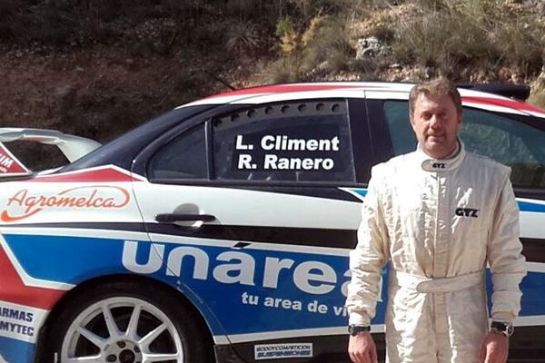 Luis Climent retorna a la competición