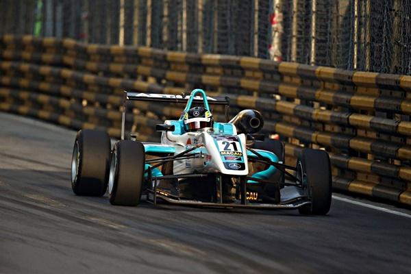 Juncadella Gran Prix Macao 2015
