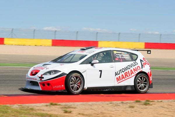 MotorLand será escenario el domingo del cierre de la temporada automovilística en Aragón