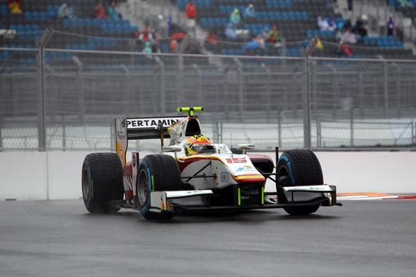 Haryanto GP2