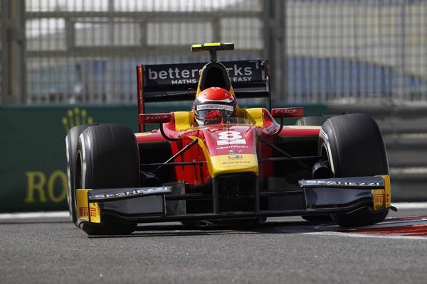 King Racing Engineering test abudhabi