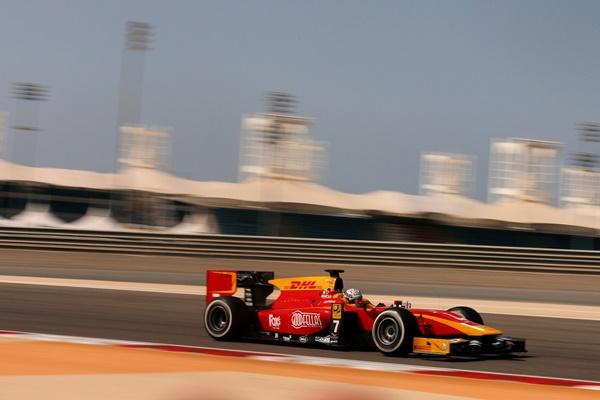 King GP2 Barhein Racing E.