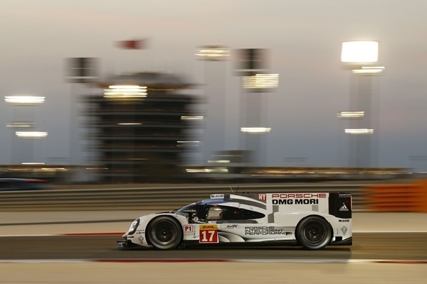 Porsche 919 Hybrid Campeones