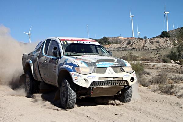 Ruben Gracia Mitsubishi L200 Seron