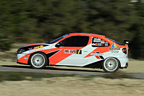 Team Pititos Rallysprint Zarcilla Ramos