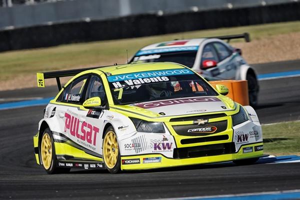 Qatar, terreno indómito para Campos Racing