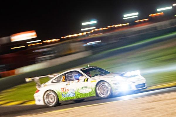Sergio Vallejo, RACE 2014 Porsche GT3