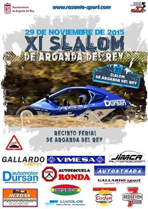 XI Slalom de Arganda