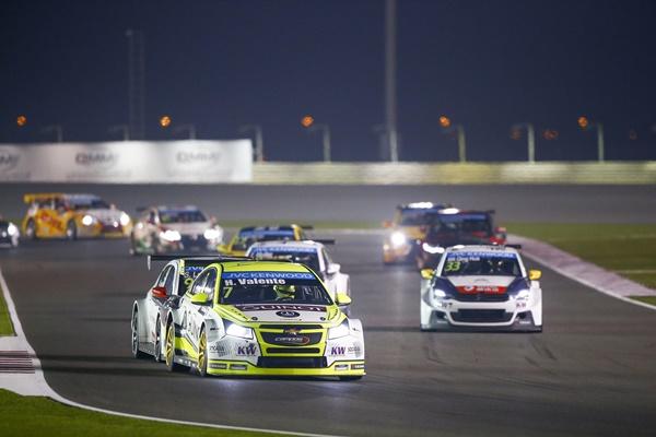 valente WTCC Chevrolet Campos