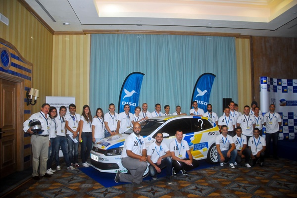 Copi Sport seleccion pilotos 2015