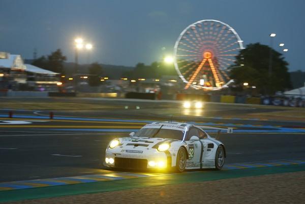 Porsche GT-Pro WEC