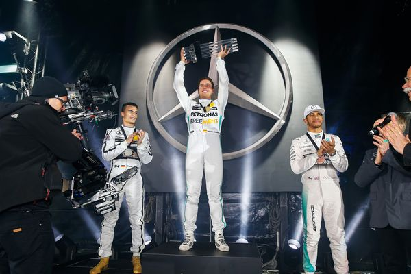 Juncadella Stars and Cars Stuttgart