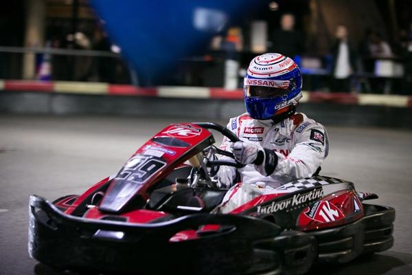 Gene Nissan Karting GP
