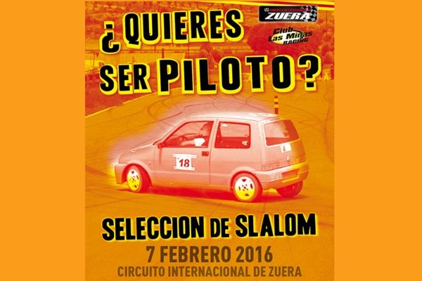La Federación busca 3 pilotos para becar en el certamen de Slalom regional