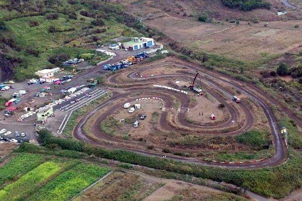 ADEA arranca las pruebas en tierra en La Palma