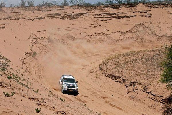 Dakar 2019 Foj Toyota