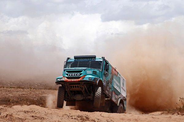 De Rooy Dakar IVECO