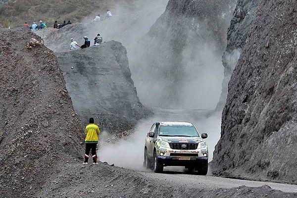 Foj Dakar 16 etapa 5