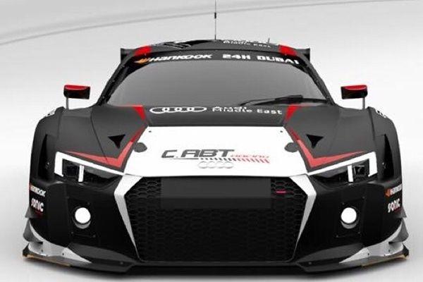 Audi R8 Isaac Tutumlu