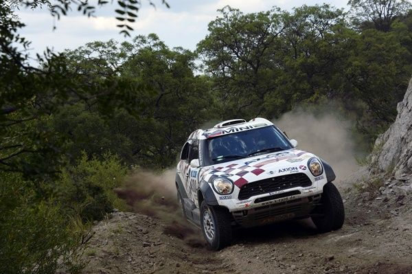 Roma-Haro Dakar 2016