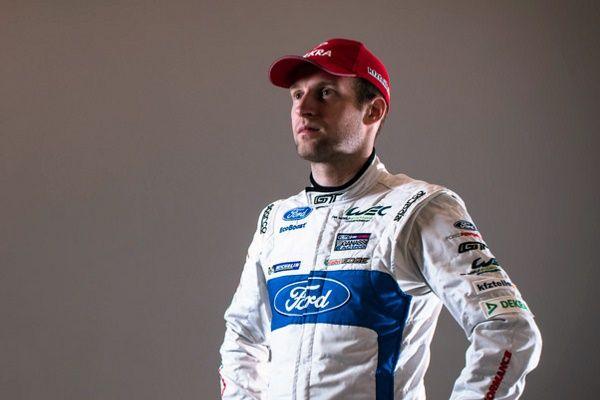 Stefan Mücke correrá con el Ford GT en el equipo Ford Chip Ganassi Racing en el WEC