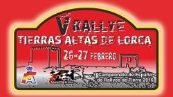placa Rallye Tierras Altas Lorca