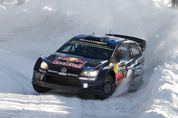 Rallye de Suecia WRC