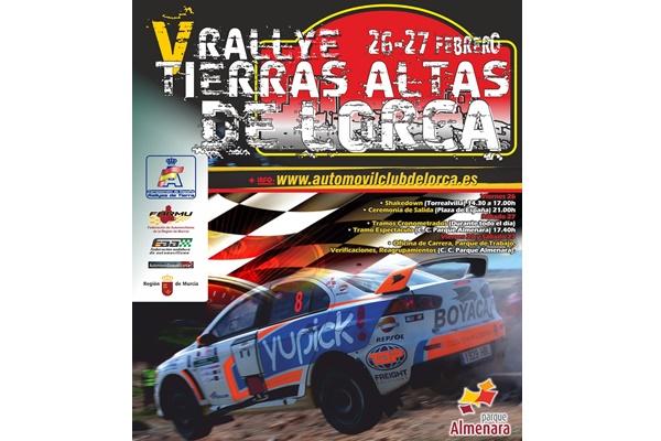 Cartel Lorca 2016