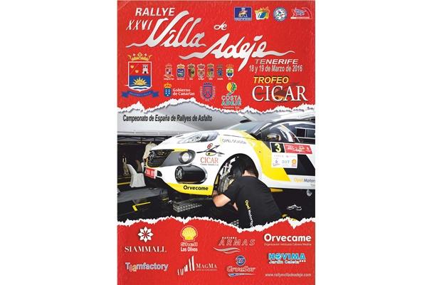 La organización del Rallye de Adeje avisa de la complicación de encontrar hospedaje en las fechas de la prueba
