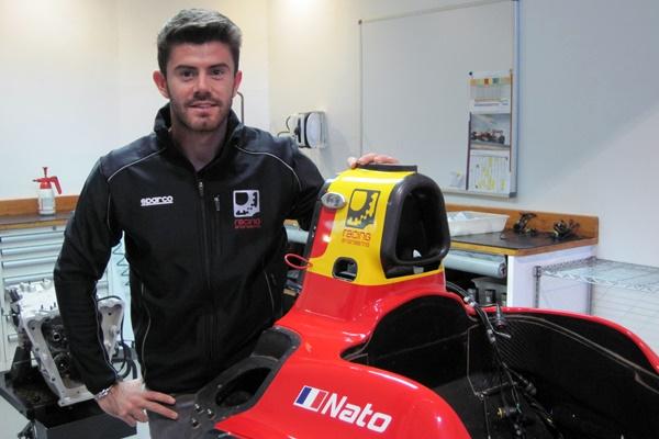 GP2 Norman Nato racing Engineering