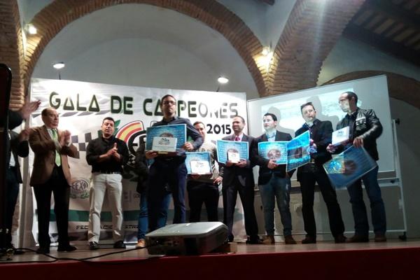 Gala de Campeones 2015 extremadura